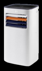Climatiseur mobile réversible 2 000 W